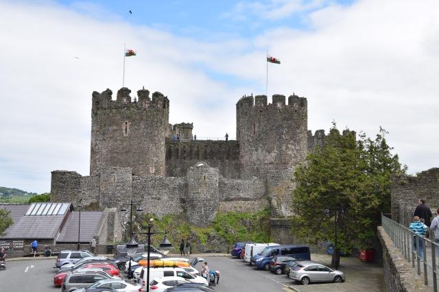 Conwy Castle Jun2016-008